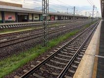 Teherans U-Bahnstation: 2019, der Iran Eins der größten Fahrzeuge des öffentlichen Transports in Teheran stockfoto