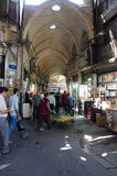Tehran grand bazaar. And various shops Royalty Free Stock Photography