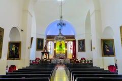 Tehran Mary Church santamente 02 imagens de stock royalty free