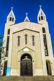 Tehran Saint Sarkis Cathedral 01 stock photos