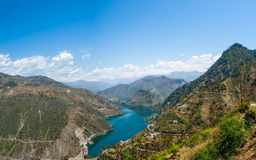 Tehri lake Stock Images