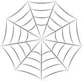 Teia de aranha Imagens de Stock Royalty Free