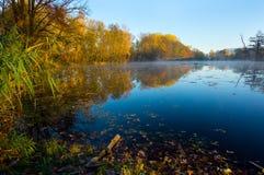 Teich Tremesek Stockbild