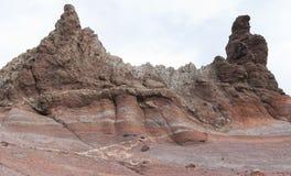 Teide国家公园,特内里费岛,加那利群岛,西班牙 库存图片