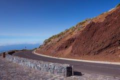 Teide国家公园 特内里费岛 库存图片