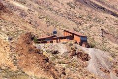 Teide国家公园 免版税图库摄影
