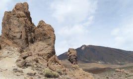 Teide火山,特内里费岛,加那利群岛,西班牙 库存照片