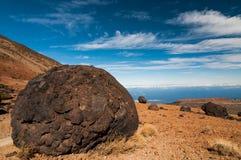Teide ägg Royaltyfria Bilder