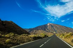 Teide images stock