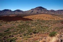 teide 2 гор el Стоковые Фото