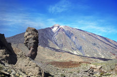 Teide Royalty Free Stock Photography
