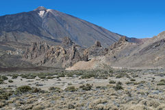 Teide Royalty Free Stock Images