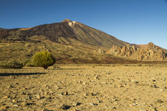 The Teide Royalty Free Stock Photo
