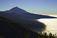Teide Στοκ Εικόνα