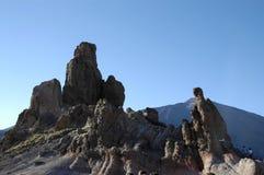 Teide Royaltyfri Fotografi