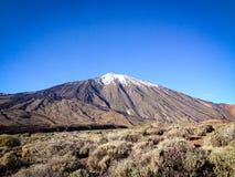 Teide royalty-vrije stock foto