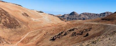 Teide Caldera Royalty Free Stock Images