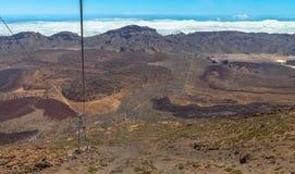 Teide Climb Royalty Free Stock Photo
