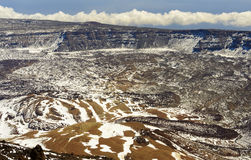 Teide Crater Royalty Free Stock Photos