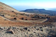 Teide de volcan Photographie stock