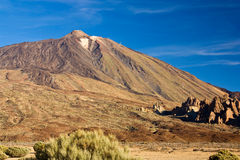 Teide Royalty Free Stock Photos