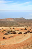 Teide landscape on Tenerife Stock Photos