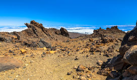 Teide Location Royalty Free Stock Image