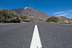 Teide Mount, Tenerife Island Stock Photo
