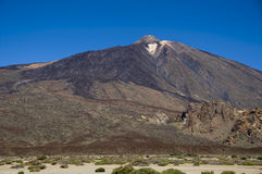 Teide mountain Royalty Free Stock Images