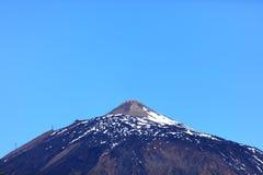 Free Teide Mountain Top Royalty Free Stock Photo - 20518145