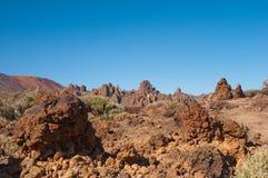 Teide national Park. Tenerife, Spain Royalty Free Stock Photography