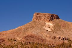 Teide national Park. Tenerife, Spain Royalty Free Stock Images