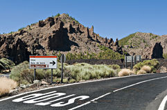 Teide national park Stock Photography
