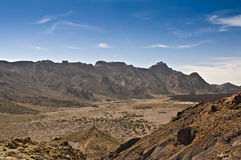 Teide national park Royalty Free Stock Images