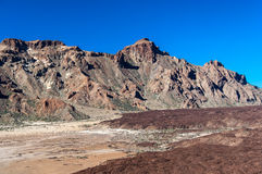 Teide national park royalty free stock image