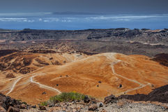 Teide National Park Stock Photos