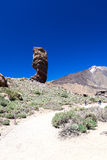 Teide National Park Roques de Garcia general Stock Image