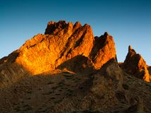 Teide National Park, Tenerife Royalty Free Stock Images