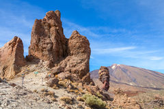 Teide National Park. Tenerife. Canary Islands Stock Photography
