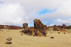 Teide National Park Royalty Free Stock Photography