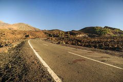 Teide National Park, Tenerife, Canary Islands, Spain Stock Photo