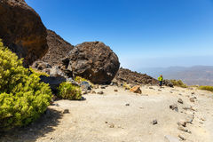 Teide National Park, Tenerife, Canary Islands, Spain Stock Photography