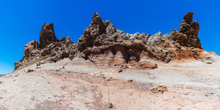 Teide National Park in Tenerife Stock Image