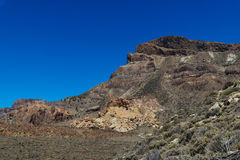 Teide National Park in Tenerife Stock Images