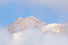 Teide National Park, Tenerife - the most spectacular travel dest Royalty Free Stock Photography