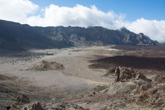 Teide National Park, Tenerife - the most spectacular travel dest Stock Photo