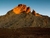 Teide National Park, Tenerife Stock Images