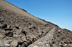 Teide National Park in Tenerife, Spain Stock Photos