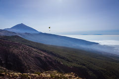 Teide national park. Tenerife Royalty Free Stock Photos