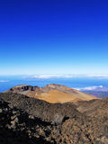 Teide Nationalpark Stockbild